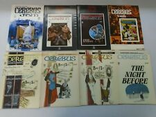 Cerebus comic lot 34 different issues from #34-107 + specials avg. 6.0/FN (1982-