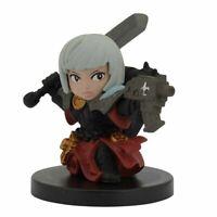 Bandai Warhammer 40,000 40k Chibi Series 1 Adepta Sororitas Battle Sister Figure