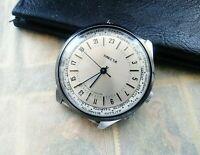 Raketa 24 Hours Vintage Watch Soviet Russian Wristwatch Mechanical cal. 2623.H