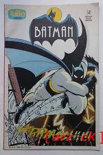 BATMAN Il Grande Colpo SUPPLEMENTO Inserto Tutto Fumetto PLAY PRESS 1995