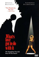 Tina Turner: What's Love Got to Do With It DVD NEW