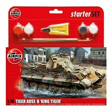 Airfix Maquette Char Starter Set Pzkw VI Ausf.b King Tiger