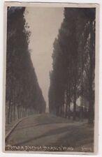 Poplar Avenue Harold Wood Essex RP Postcard, B716