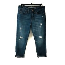 American Eagle Live Your Life Cropped Jeans -2