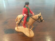 Timpo Davy Crockett/ Frontiersman - Wild West - Alamo - 1970's