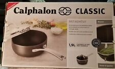 Calphalon Classic Nonstick 2 qt Chef's Pan and Cover