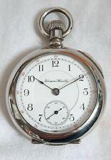 Hampden Watch Co. Gents Pocket watch 17J. (FULL WORKING ORDER) *1894*
