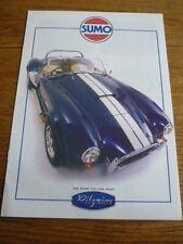 PILGRIM Sumo Kit Car sales brochure Late 90's/2000's