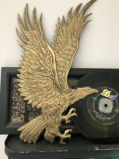 Solid brass vintage eagle wall Hanging home Decor