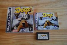 DOGZ pour Game Boy Advance