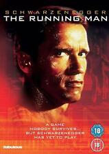 The Running Man (DVD) Arnold Schwarzenegger, Maria Conchita Alonso