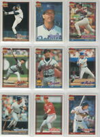 1991 Topps Baseball True Team Set  **Pick Your Team** Your Choice with Traded