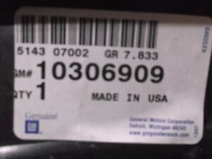 2001-2005 Chevy Venture GM OEM 10306909 Front Lower Support 2002 2003 2004