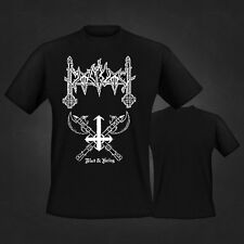MOONBLOOD - Blut & Krieg T-SHIRT 5x4 OFFER ! Ask details / Read Description