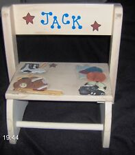 JACK Personalized STEP STOOL