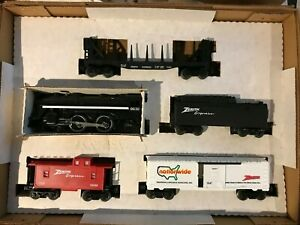 Lionel Zenith / Nationwide NYC Express Train Set 6-11826 Excellent Condition