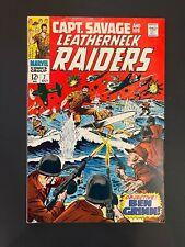 Captain Savage and His Leatherneck Raiders #7 (Marvel, 1968) Fine+