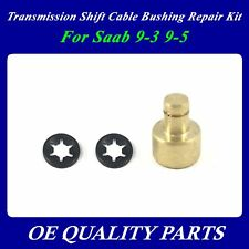 Upgrade Automatic Transmission Shift Cable Bushing Repair Kit for Saab 9-3 9-5