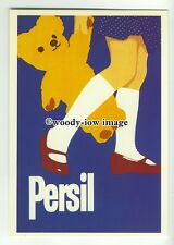 ad0377 - Persil - Persil Poster , teddy bear - Modern Advert Postcard