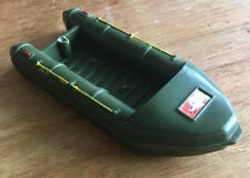 Vintage Collectible Britains Ltd Army Boat Dinghy Plastic Green Toy 1973.
