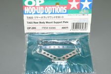 TAMIYA TA-03 REAR BODY MOUNT PLATE DAMPER STAY TA03 1/10 RC CARS HOP-UP