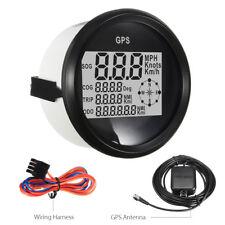 Auto 300KM/H Speedometer GPS Tachometer Geschwindigkeitsmesser Digital Odometer