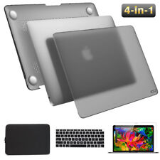 For Apple MacBook Air 13 Inch A1932 Case, Smooth Matte Hard Shell Case Cover