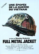 FULL METAL JACKET - Stanley Kubrick - LIVRET DE PRESSE D'ÉPOQUE (1987)