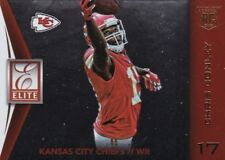 Chris conley, (ROOKIE) 2015 PANINI DONRUSS, Elite, Fútbol cartas