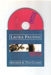 REMIX=ASCOLTA IL TUO CUORE=LAURA PAUSINI=CDs PROMO SOLO RADIO=GER-M-M-1997