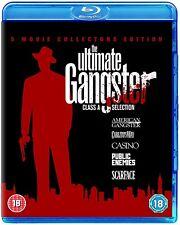 American Gangster / Carlito's Way / Casino / Public Enemies / Scarface (Blu-ray)