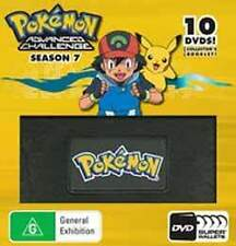 POKEMON=Advanced Challenge 7=NEW 10 DVD Super Wallet R4