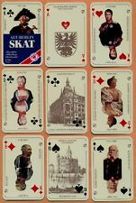 Alt-Berlin. Skat. Juego de naipes/Playing Cards/Jeu de cartes/Spielkarten