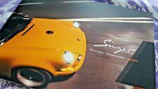 Singer Porsche Brochure - 51 pgs - 24 x 17cm