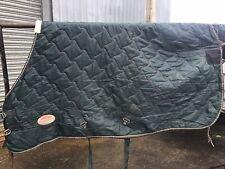 environ 1.83 m refroidisseur tapis Coton Summer feuille 3 GRATUIT UK ENVOI Voyage Tapis 6 ft