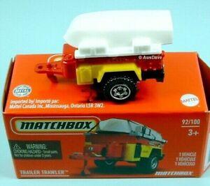 Matchbox TRAILER TRAWLER Mint in Sealed Box