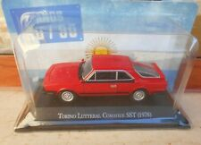 DIE CAST TORINO LUTTERAL COMAHUE SST (1978) INDIMENTICABILI 80/90 SCALA 1/43