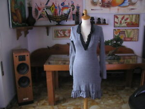 Women's Dress Atmosphera, Size L - Magia Life - Made IN Italy