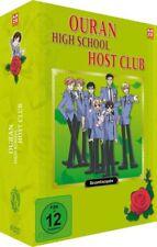 Ouran High School Host Club - Gesamtausgabe - DVD - NEU
