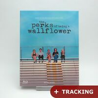 The Perks Of Being A Wallflower .Blu-ray w/ Slipcover / NOVA