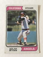 Nolan Ryan 1974 Topps Baseball Card #20