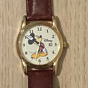 Mickey Mouse Watch Disney By Sii Marketing MC074
