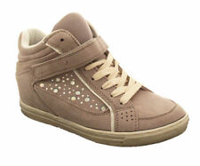 Unbranded Standard (D) Width Canvas Trainers for Women