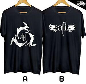 AFI American Punk Rock Band T-shirt Cotton 100% USA size S-4XL Free Shipping