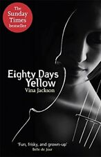 Eighty Days Yellow, Jackson, Vina, Very Good condition, Book