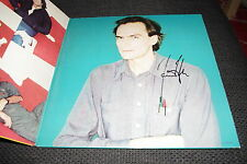 """JAMES TAYLOR signed Autogramm auf """"B.S.U.R."""" Vinyl Platte LP InPerson RAR"""