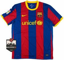 Maglia Barcellona 2010-2011 - Calcio Messi Camiseta Retro Barcelona Barca Xavi