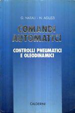 X30 Comandi automatici Controlli pneumatici e oleodinamici Calderini