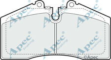 FRONT BRAKE PADS FOR PORSCHE 944 GENUINE APEC PAD642