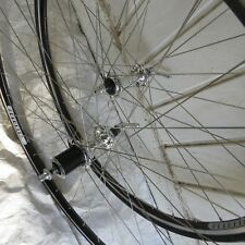 CAMPAGNOLO RECORD VELOCITY 10 SPEED ROAD HUBS RIMS WHEELS